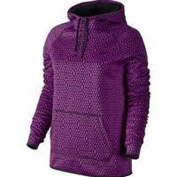 Nike Women's Therma All Time Mirror Mesh Hoodie | DICK'S Sporting Goods