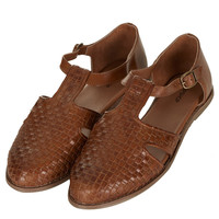 MARGO Woven Cut Out Shoes - New In This Week - New In - Topshop USA