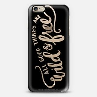 My Design #19 iPhone 6 case by Hello Tosha Design Co. | Casetify