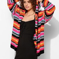 UNIF Dweller Hoodie Sweater - Urban Outfitters