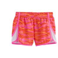 Under Armour Girls UA Escape 3 Printed Shorts
