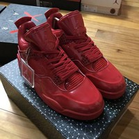 DCCKFX2 Jordan 4 Retro 11Lab4 Red 719864-600