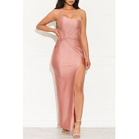 Andy Dress Mauve