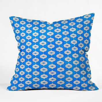 Holli Zollinger Casbah Drop Throw Pillow