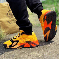 Alwayn ADIDAS STREETBALL MEN street style with bright colors Yellow
