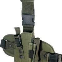 UTG Special Ops Universal Tactical Leg Holster, OD Green