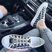 Christian Dior Low-end casual shoes Sneakers