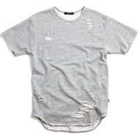 Thrasher T-Shirt Heather Grey
