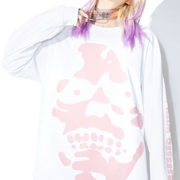 Obsessed With Death Long Sleeve Tee