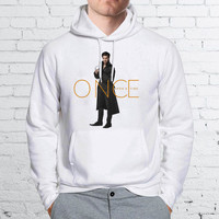 Captain Hook Once Upon a Time Unisex Hoodies - ZZ Hoodie