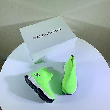 Balenciaga Child Girls Boys shoes Children boots Baby Toddler Kids Child Fashion Casual Sneakers Sport Shoes