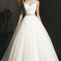Allure 9073 Dress - MissesDressy.com