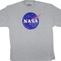 NASA Logo Shirt | Fun T-shirts from Old School Tees