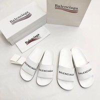 Balenciaga Pool Sandals