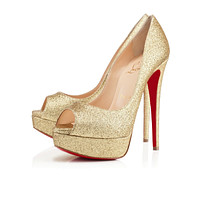 Christian Louboutin CL Fashion Trending Leather Women High Heels Shoes Women Sandals Heel