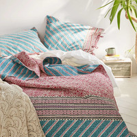 Plum & Bow Tabitha Kantha Bed Blanket - Urban Outfitters