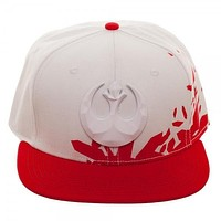 Star Wars Rebel White Hat