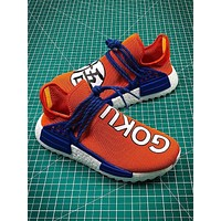 Adidas Human Race NMD Hu Dragon Ball Z Sport Running Shoes