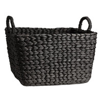 Large Water Hyacinth Basket - from H&M