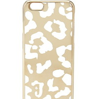 Transparent Leopard iPhone 6 Case