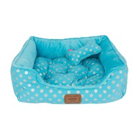 Chic Dog Bed by Pinkaholic - Blue