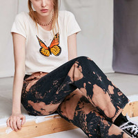 Urban Renewal Recycled Levis Bleached Jean - Urban Outfitters