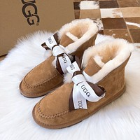 UGG changeable bows