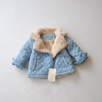 Trendy YC04160164 2018 Baby Girl Winter Jacket Girl Coat Kids Jacket For Girls Clothes Toddler Baby Jacket Girls Clothes Children AT_94_13