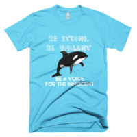Be A Voice For The Innocent (Orcas) Tee