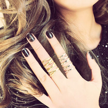 Multi Wrap Twist Rings, Midi Rings, Midi Ring, Above Knuckle ring, , twist ring, Stack Ring, Tube Ring