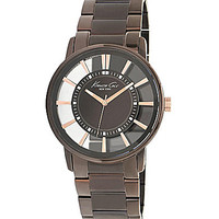 Kenneth Cole New York Transparency Bracelet Watch - Brown