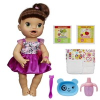 Baby Alive My Baby All Gone Brunette Doll by Hasbro