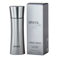 Armani Code Ice by Giorgio Armani, 2.5 oz Eau De Toilette Spray for Men