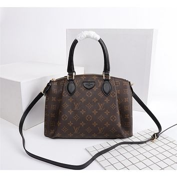 LV Louis Vuitton MONOGRAM CANVAS RIVOLI BB HANDBAG SHOULDER BAG