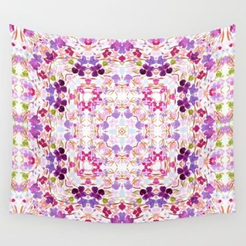 Talia Wall Tapestry by Lisa Argyropoulos