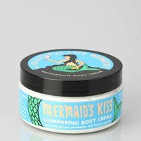 A Beautiful Life Mermaid's Kiss Shimmering Body Creme- Merlotion One