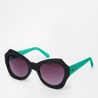 Quay Mia Oversized Sunglasses