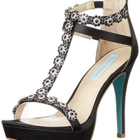 Blue by Betsey Johnson Women's SB-Adore Dress Sandal