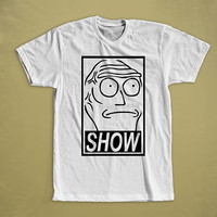 Cromulons Obey Rick And Morty Funny T-Shirt