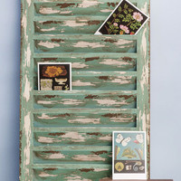 ModCloth Rustic Thinking of View Wall Decor