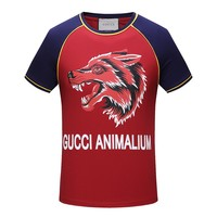 NEW 100% Authentic gucci 2018ss fashion shirt d009