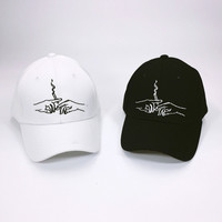Pass the Joint Snap back Cotton Cap Hat