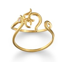 Sacred Sounds Ring