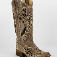 Corral Vintage Wing & Cross Cowboy Boot
