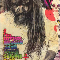 Rob Zombie Electric Warlock Album Cover Poster 24x36