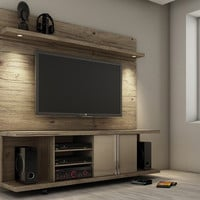 Carnegie TV Stand and Park 1.8 Panel