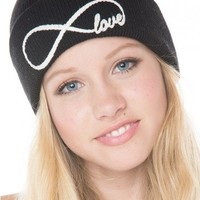 Brandy ♥ Melville |  Infinity Love Beanie - Just In