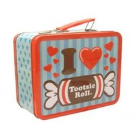 Sweet Factory Online Candy Store | America's Favorite Candy Store Big Heart Tootsie Roll Tin Lunch Box Sweet Factory Online Candy Store | America's Favorite Candy Store