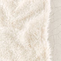 Faux Fur Throw Blanket   Urban Outfitters