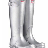 Original Metallic Rain Boots | Hunter Boot Ltd